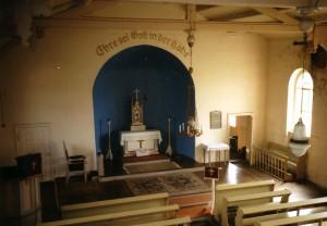 Kapelle Werben Altar (1994)